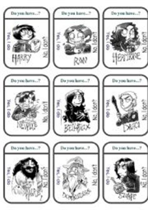 harry potter printable board games 7 best images of printable harry potter games harry