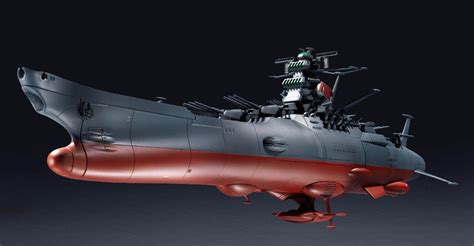 space battleship yamato the classic collection soul of chogokin gx 64 space battleship yamato 2199 bandai