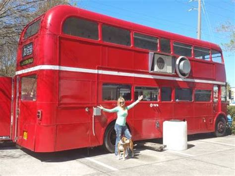 double decker bus for sale 1967 london double decker bus rv fun food business 98k