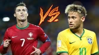 foto neymar vs ronaldo www imgkid com the image kid has it