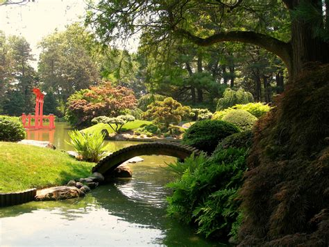 Japanese Botanical Garden A Walking Tour Of Architectural Landmarks In Prospect Heights