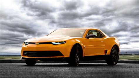 transformers 4 car wallpapers camaro transformers 4 hd wallpaper background images
