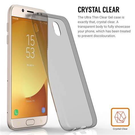 Ultra Thin Silicon Samsung Galaxy J5 003 ultra thin silicone for samsung galaxy j5 2017 best gel back phone cover uk 5054937249013