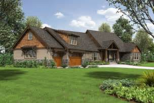 Craftsman Style Ranch Home Plans by Mascord House Plan 2471 Outdoor Living Master Plan And