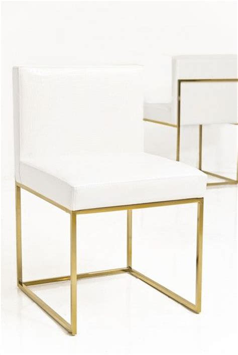 gold dining room chairs 1000 ideas about leather dining chairs on