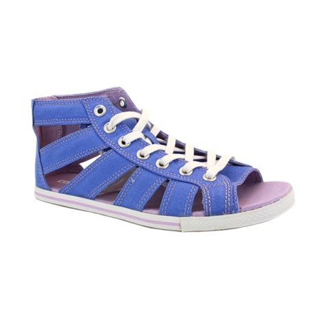 sandals converse converse chuck gladiator 537048 womens laced zip