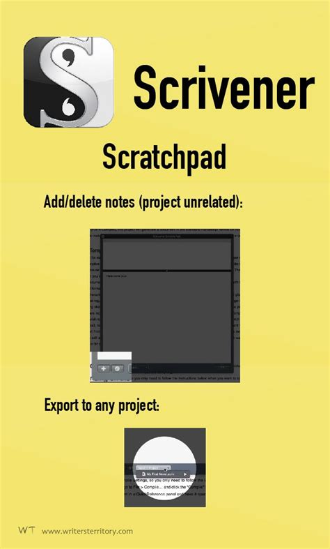 Scrivener Scratchpad The One Note Taking Advantage Scrivener Pinterest The O Jays Note Scrivener Snowflake Template