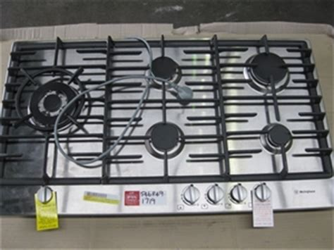 westinghouse 90cm gas cooktop westinghouse 90cm gas cooktop stainless steel ghr795s