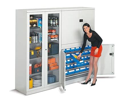 now organize your with storage cabinets