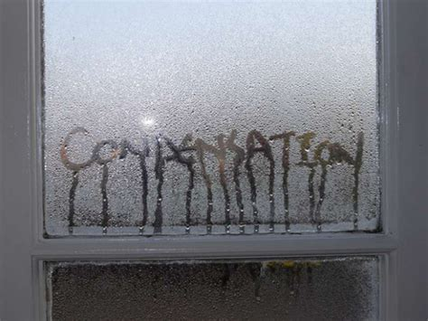 Probleme De Condensation by Understanding How Your Window Gets Condensation