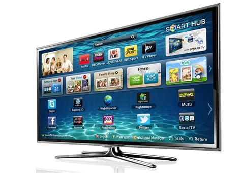 samsung ue46es6800 series 6 smart 3d tv review pc advisor