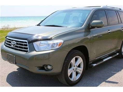 2011 Toyota Highlander Limited Specs Sell Used 2011 Toyota Highlander Limited Sport Utility 4
