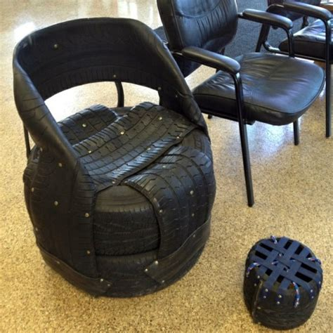 How To Make A Tire Chair by 100 Diy Furniture From Car Tires Tire Recycling Do It