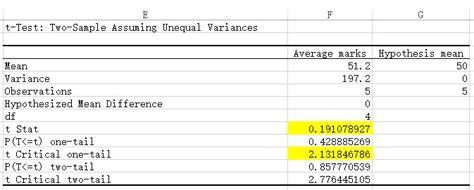 test t student excel how to run a paired t test in excel 2010 t test paired