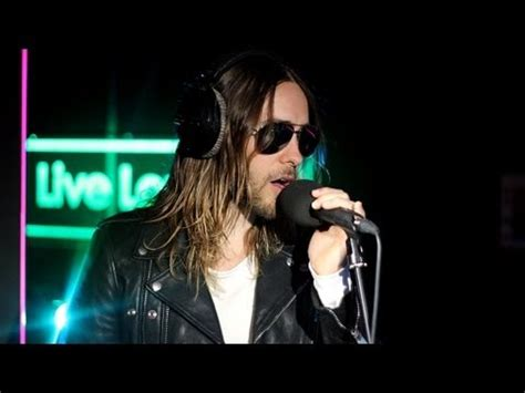 To Mars To Stay To Mars To Die thirty seconds to mars stay rihanna in the live lounge