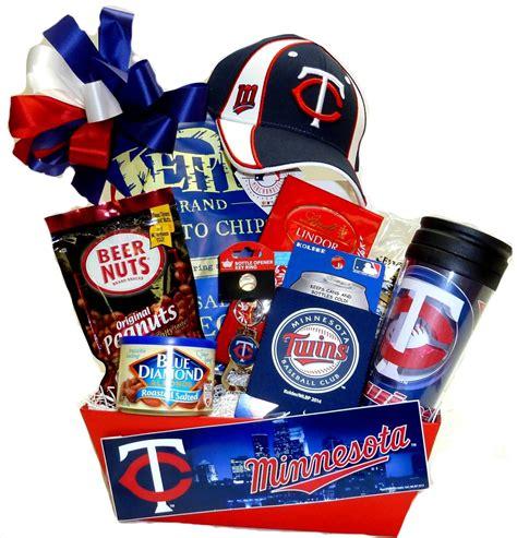 Minnesota Twins Gift Card - minnesota twins baseball gift basket