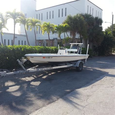 flat boat fishing key west key west stealth flats boat the hull truth boating and