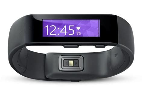 android fitness tracker microsoft band is a 199 fitness tracker works with windows android ios liliputing