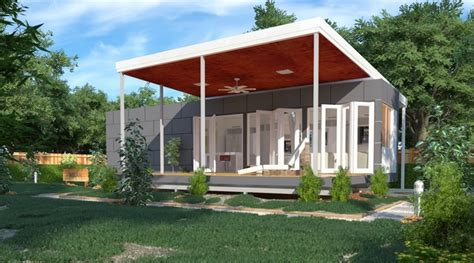 One Bedroom Prefab Homes Milan Flats One Bedroom Modular Home Modern