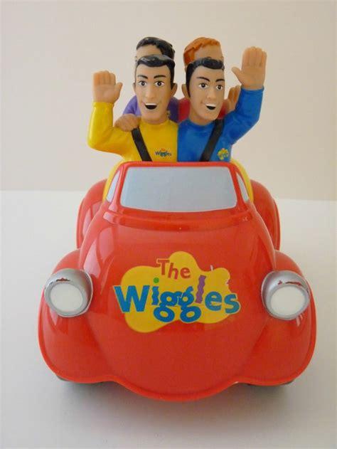 Elc Push And Go Car Original retired 2003 original the wiggles push n go big