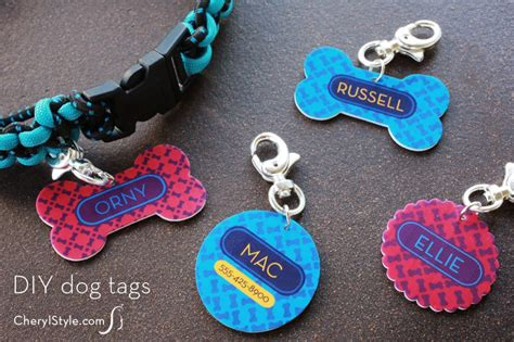 printable images for shrinky dinks diy shrinky dinks dog tags with free printable