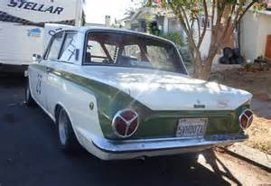 Ford Lotus Cortina For Sale Cams For Lunch 1966 Ford Cortina V8 Bring A Trailer