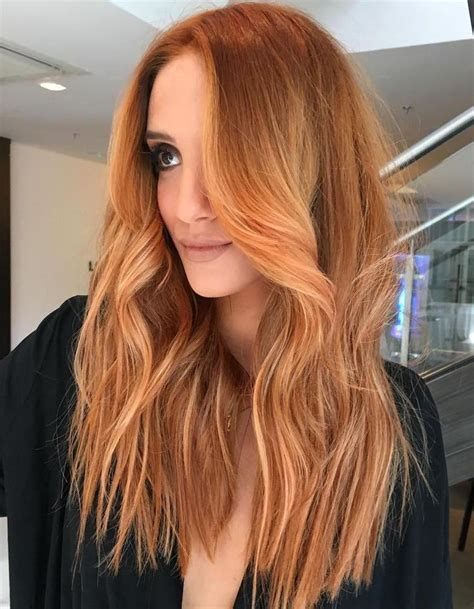 copper color hair pictures best 25 light copper hair ideas on hair color