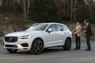 Volvo Xc 60 Volvo Xc60 2017 Suv Revealed Official Pictures Auto