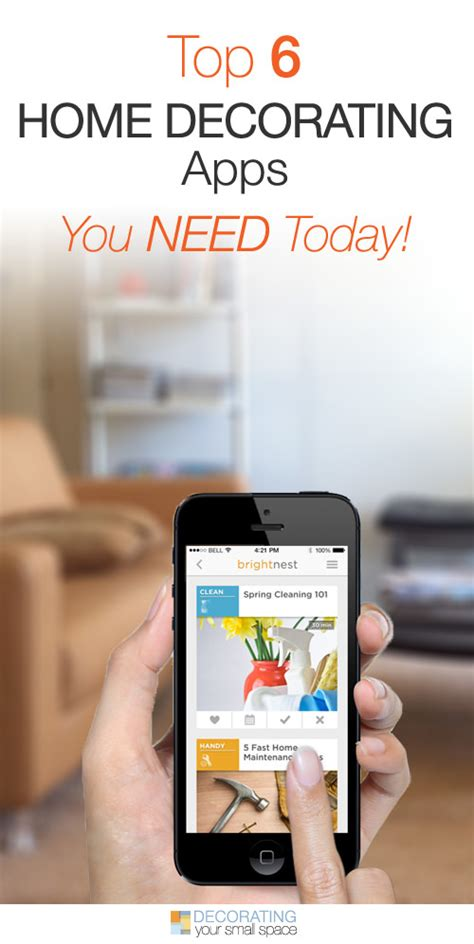 Apps For Home Decorating 6 Top Home Decorating Apps You Need Today Decorating Your Small Space