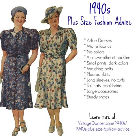 hair colourthst suits late 40s 1940s plus size fashion style advice from 1940s to today