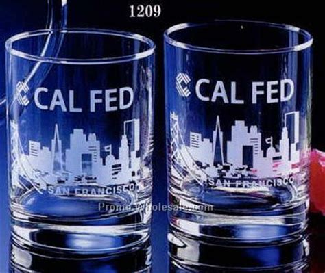 classic barware skyline classic barware glass 2 piece set light etched wholesale china