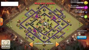 Thread th8 war base spread formation anti hog anti dragon