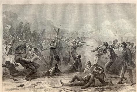 The Battle Of Fort Pillow by Fort Pillow