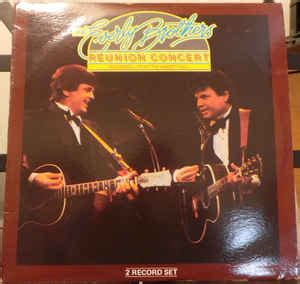 Everly Brothers Reunion Concert Vinyl - everly brothers reunion concert vinyl australia 0