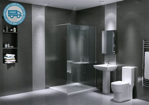 waterfall wetroom suite bathrooms at bathshop321