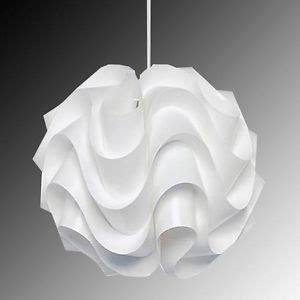 Plastic Pendant Light Modern Le Klint 172b Pendant Light White Plastic Shade Suspension L Lighting Ebay