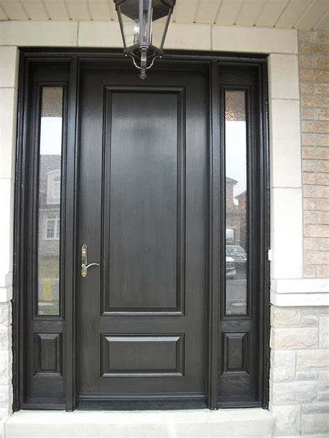 front entry doors fiberglass doors modern doors woodgrain