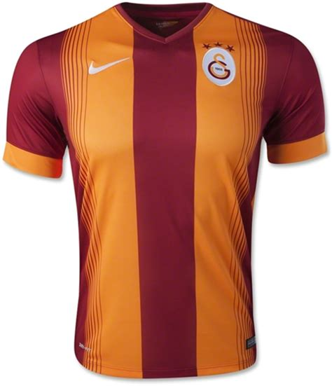 Kaos Big 6 Big 6 14 jersey galatasaray home 2014 2015 big match jersey