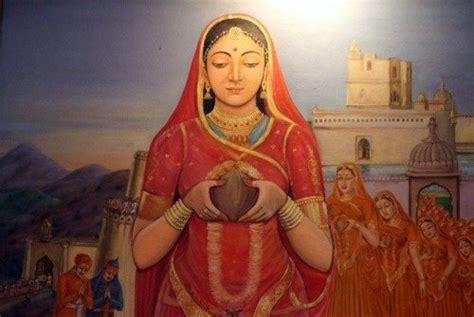 rani padmavati the burning books what was great about rani padmawati of chittorgarh where