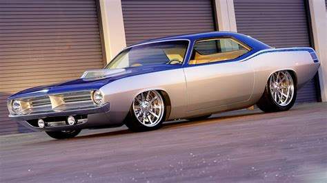 cuda nice american muscle cars factory hot rods