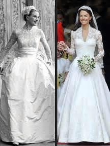 Kate s dress and grace kelly s wedding dress credit reuters landov