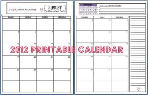 printable monthly calendar binder his plan not ours home management binder printables