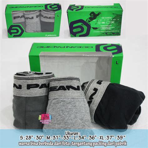 Celana Dalam Pria Pacific 003 Cd Cowok Brief celana dalam pacific magenta room