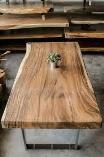 Best Wood For Kitchen Table The 25 Best Ideas About Wood Tables On Wood Resin Table Used Coffee Tables And