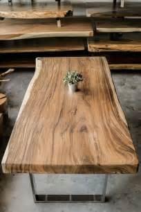 Wood Slab Table Tops Best 25 Wood Table Tops Ideas On Farm Tables