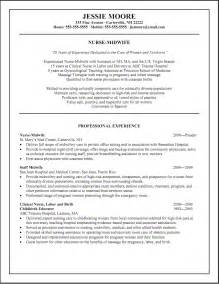 Resume For Nurses Sle by Bsn Nursing Resume Sales Nursing Lewesmr