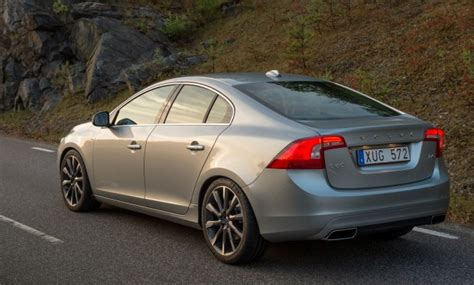 volvo sports sedan 2014 volvo s60 sport sedan gets new look perks stltoday
