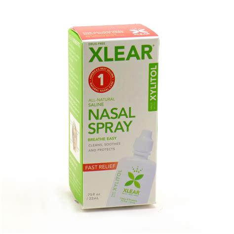 Sinus Care sinus care spray by xlear 75 ounce