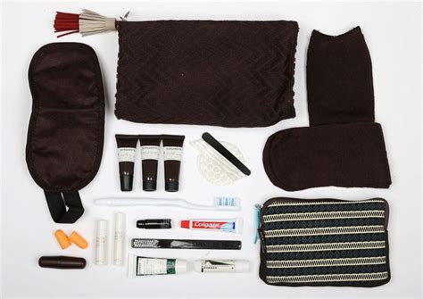 Tas Travel Kit Garuda Air Line Terlaris we the 10 best class airline amenity kits