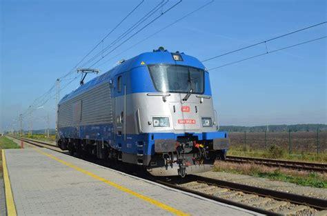 locomotive čd 380 škoda 109e speed 211 km h